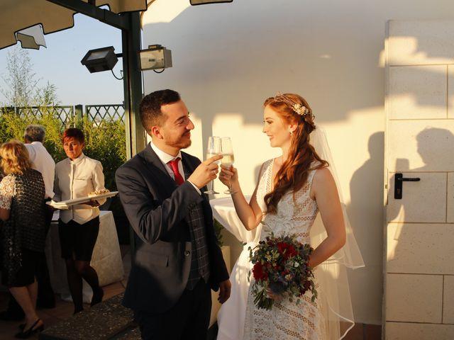 Il matrimonio di Diego e Natalie a Roma, Roma 61