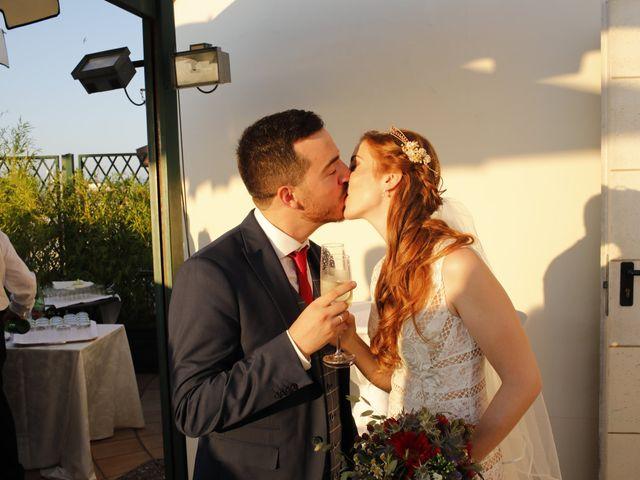Il matrimonio di Diego e Natalie a Roma, Roma 62
