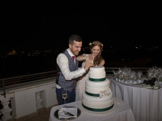 Il matrimonio di Diego e Natalie a Roma, Roma 64