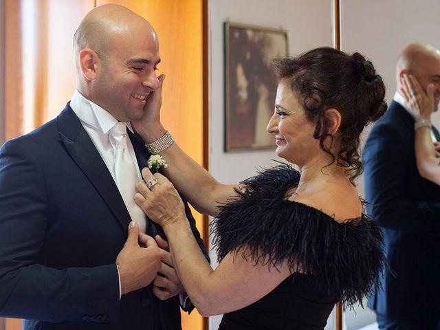 Il matrimonio di Francesco e Serena a Mercato San Severino, Salerno 1