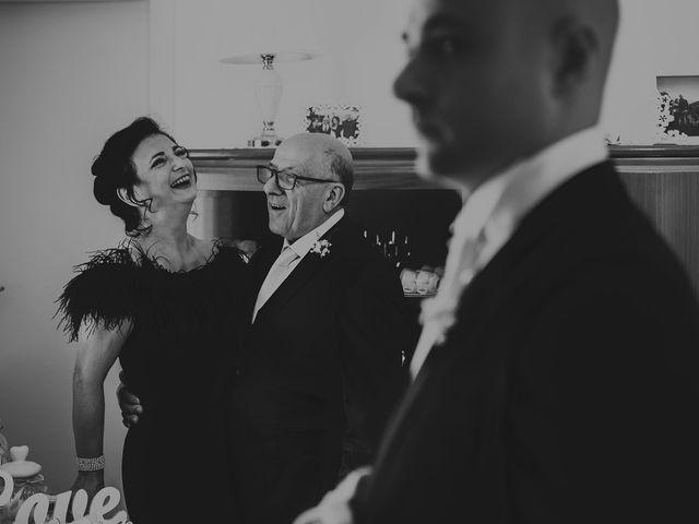 Il matrimonio di Francesco e Serena a Mercato San Severino, Salerno 5