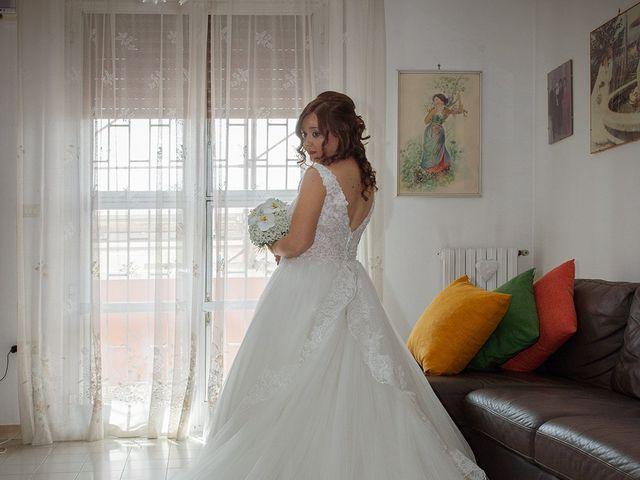Il matrimonio di Francesco e Serena a Mercato San Severino, Salerno 8