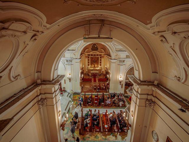 Il matrimonio di Francesco e Serena a Mercato San Severino, Salerno 11
