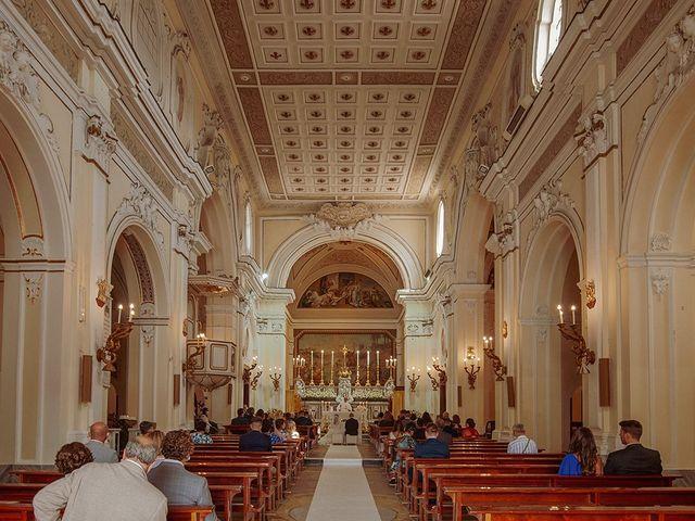 Il matrimonio di Francesco e Serena a Mercato San Severino, Salerno 12