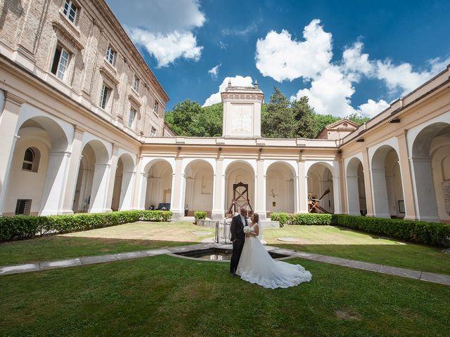 Il matrimonio di Francesco e Serena a Mercato San Severino, Salerno 13