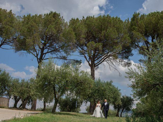 Il matrimonio di Francesco e Serena a Mercato San Severino, Salerno 15