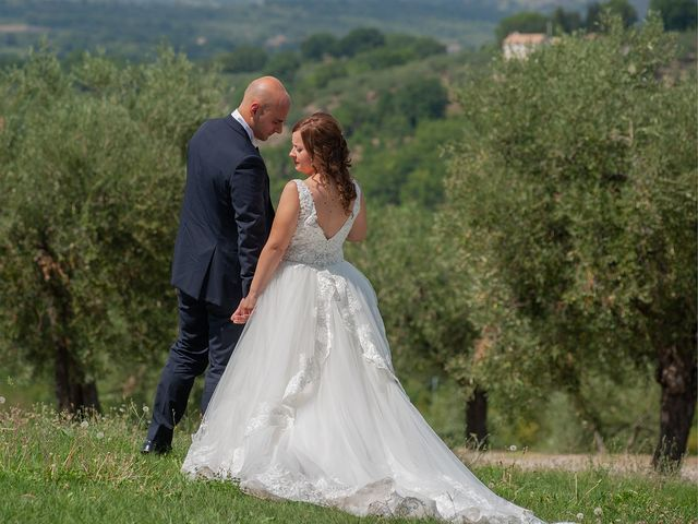 Il matrimonio di Francesco e Serena a Mercato San Severino, Salerno 16