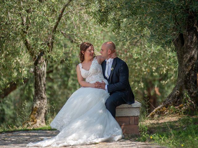 Il matrimonio di Francesco e Serena a Mercato San Severino, Salerno 18