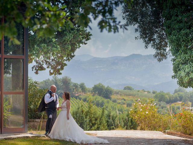 Il matrimonio di Francesco e Serena a Mercato San Severino, Salerno 19