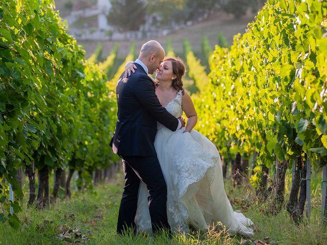 Il matrimonio di Francesco e Serena a Mercato San Severino, Salerno 21