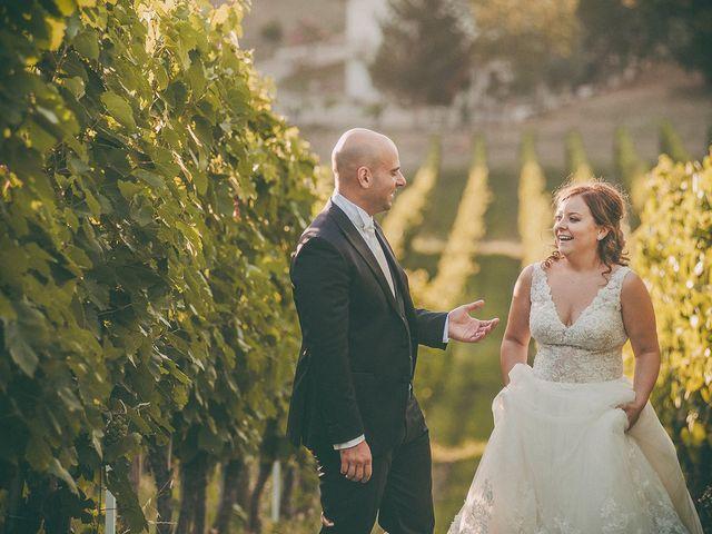 Il matrimonio di Francesco e Serena a Mercato San Severino, Salerno 22