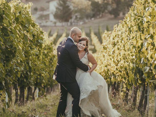 Il matrimonio di Francesco e Serena a Mercato San Severino, Salerno 23