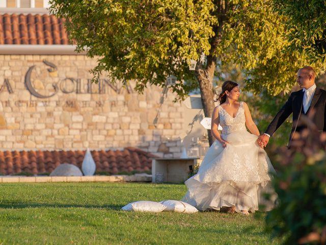 Il matrimonio di Francesco e Serena a Mercato San Severino, Salerno 24