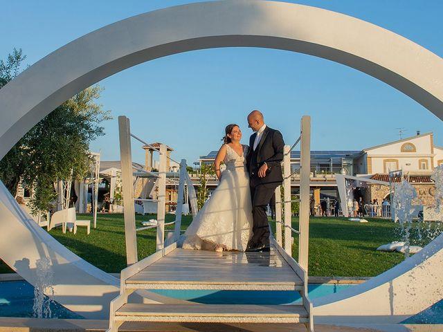 Il matrimonio di Francesco e Serena a Mercato San Severino, Salerno 25