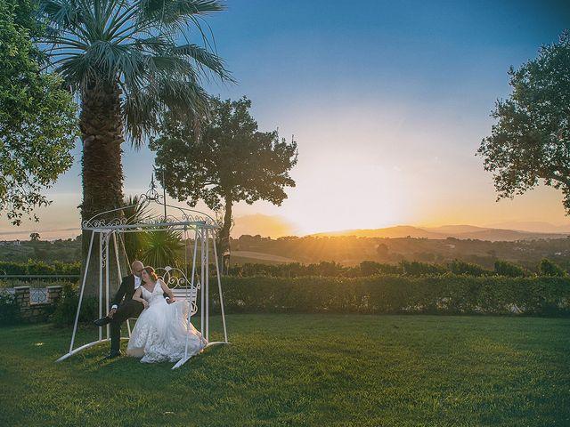 Il matrimonio di Francesco e Serena a Mercato San Severino, Salerno 27