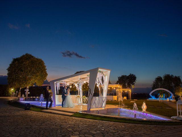 Il matrimonio di Francesco e Serena a Mercato San Severino, Salerno 28
