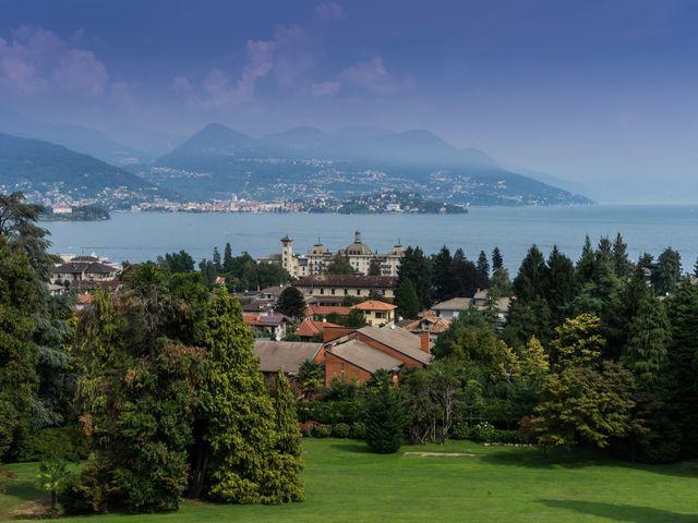 Il matrimonio di Vincenzo e Stefania a Stresa, Verbania 9