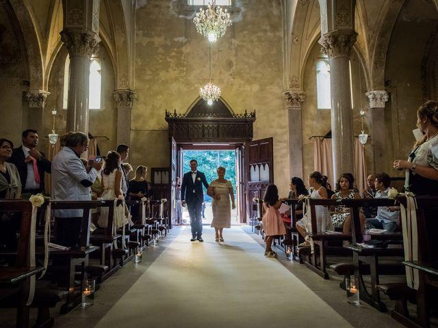 Il matrimonio di Vincenzo e Stefania a Stresa, Verbania 35