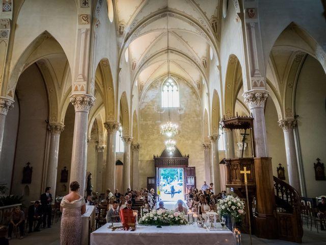 Il matrimonio di Vincenzo e Stefania a Stresa, Verbania 37
