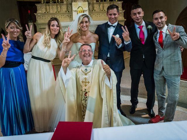 Il matrimonio di Vincenzo e Stefania a Stresa, Verbania 40