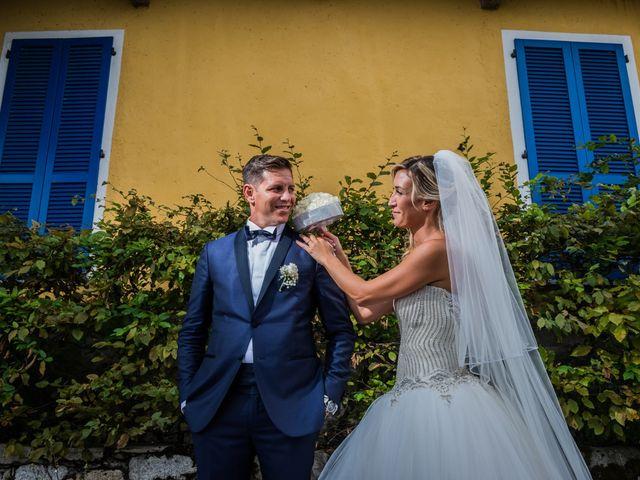 Il matrimonio di Vincenzo e Stefania a Stresa, Verbania 52