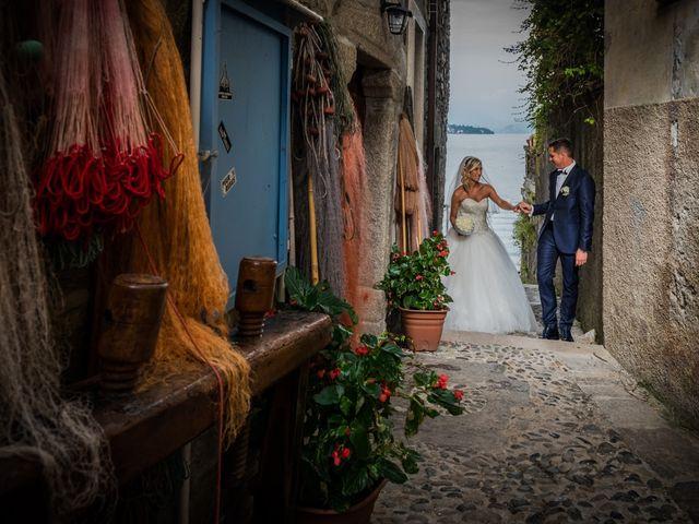 Il matrimonio di Vincenzo e Stefania a Stresa, Verbania 53