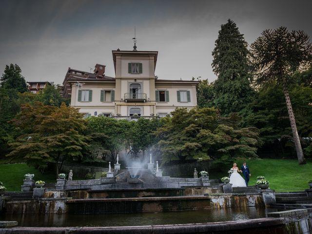 Il matrimonio di Vincenzo e Stefania a Stresa, Verbania 55