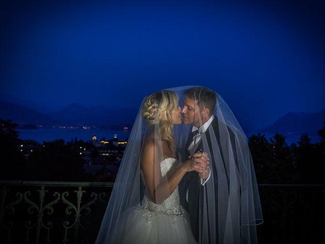 Il matrimonio di Vincenzo e Stefania a Stresa, Verbania 58