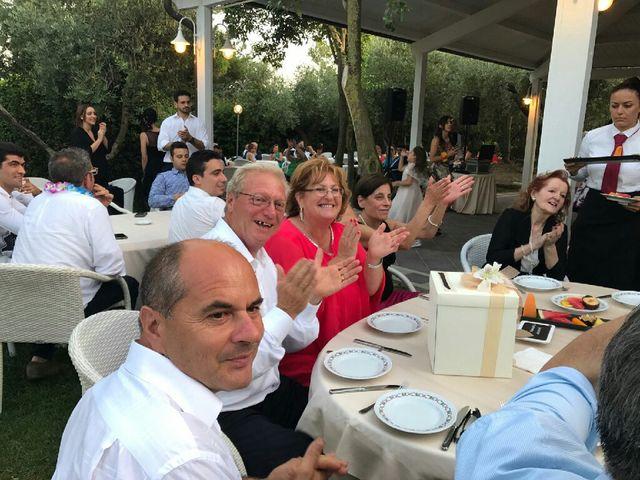 Il matrimonio di Alberto Di Maggio  e Giulia Malandra  a Casalincontrada, Chieti 6