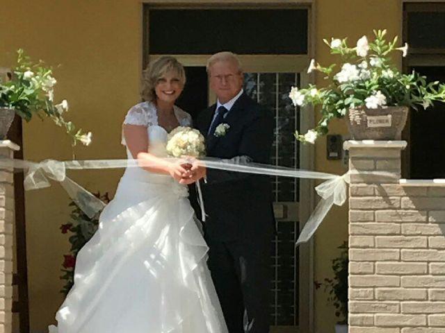 Il matrimonio di Alberto Di Maggio  e Giulia Malandra  a Casalincontrada, Chieti 9