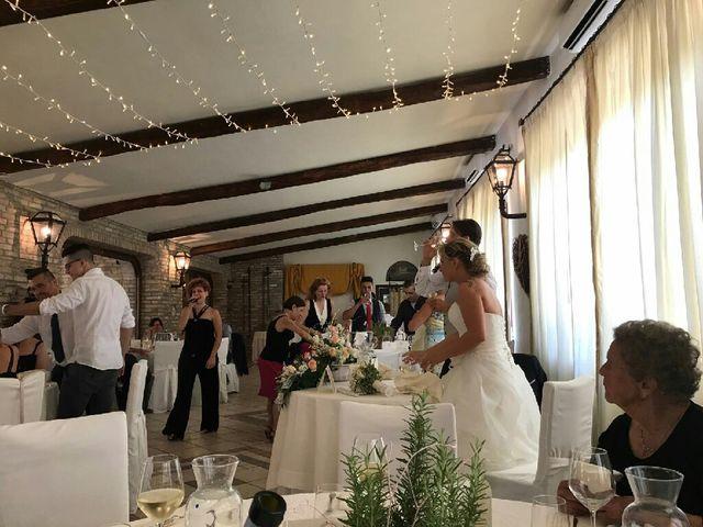 Il matrimonio di Alberto Di Maggio  e Giulia Malandra  a Casalincontrada, Chieti 15