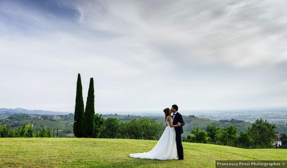 Il matrimonio di Luigi e Ramona a Santa Giuletta, Pavia