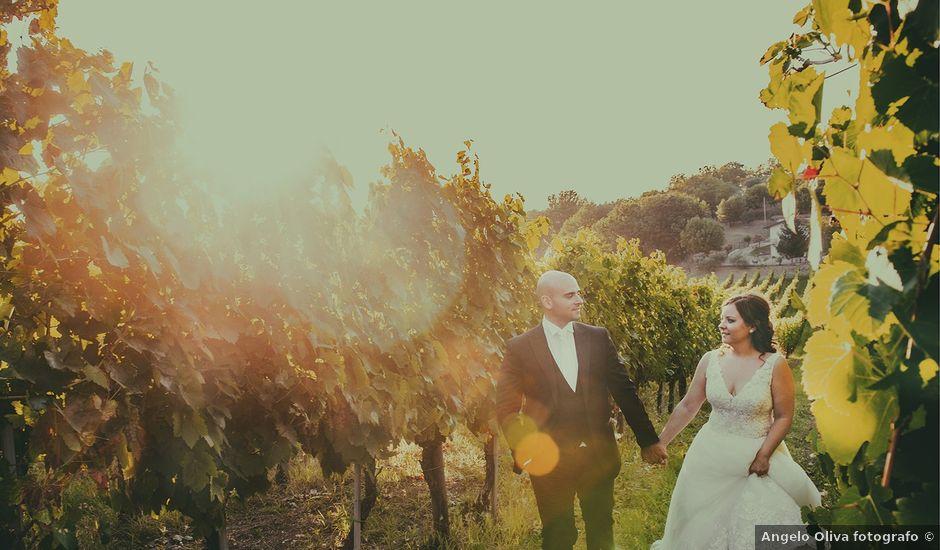 Il matrimonio di Francesco e Serena a Mercato San Severino, Salerno
