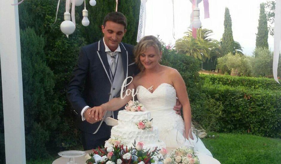 Il matrimonio di Alberto Di Maggio  e Giulia Malandra  a Casalincontrada, Chieti