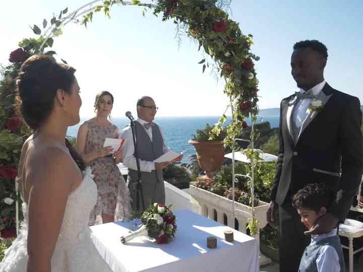 Le nozze di Irisi e Volter