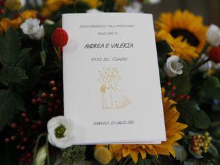 Le nozze di Andrea e Valeria 2