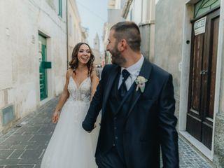 Le nozze di Tity e Mattia