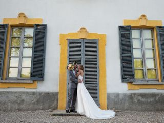 Le nozze di Alessia e Pier