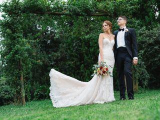 Le nozze di Irene e Gilberto