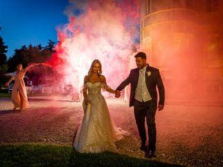 Le nozze di Sofia e Jody