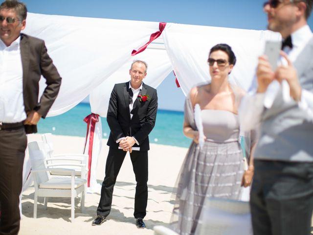 Il matrimonio di Andy e Anja a Castiadas, Cagliari 6