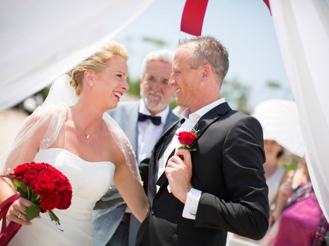 Il matrimonio di Andy e Anja a Castiadas, Cagliari 8