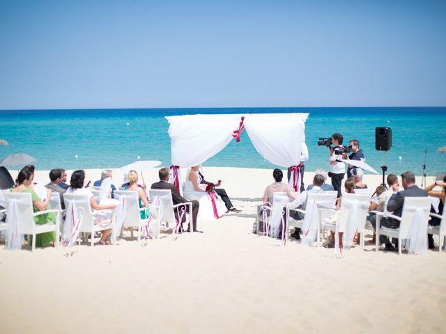 Il matrimonio di Andy e Anja a Castiadas, Cagliari 11