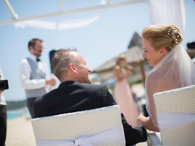 Il matrimonio di Andy e Anja a Castiadas, Cagliari 12