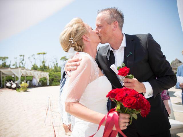 Il matrimonio di Andy e Anja a Castiadas, Cagliari 14