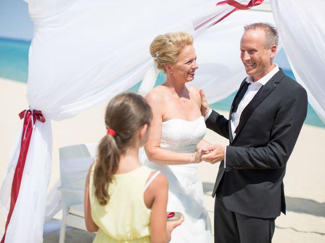 Il matrimonio di Andy e Anja a Castiadas, Cagliari 17
