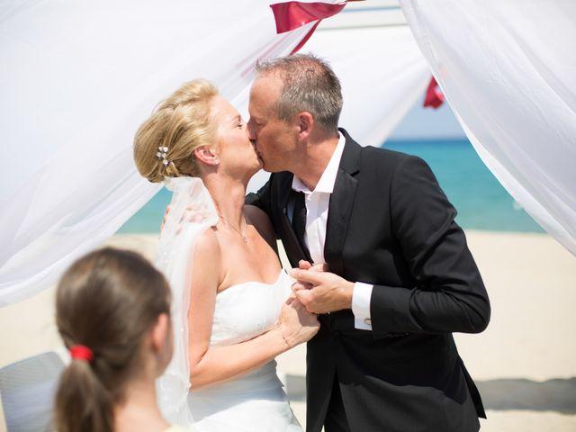 Il matrimonio di Andy e Anja a Castiadas, Cagliari 18