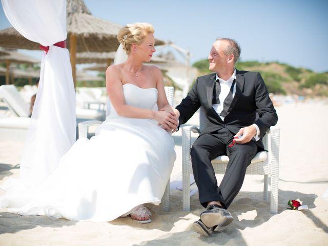 Il matrimonio di Andy e Anja a Castiadas, Cagliari 20