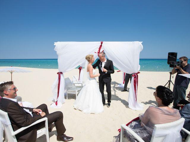 Il matrimonio di Andy e Anja a Castiadas, Cagliari 22