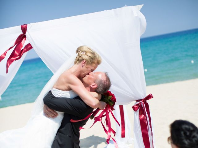 Il matrimonio di Andy e Anja a Castiadas, Cagliari 23